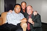 Muhammad Ali, Stewart and Billy Joel